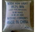 Na2CO3 – Soda ash light 99%